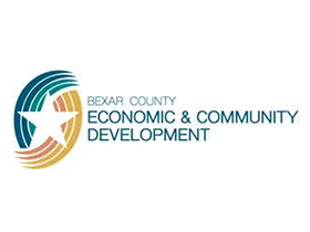 Bexar County Economic & Community Development Logo