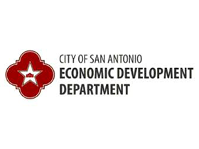 city of san antonio economic development department logo